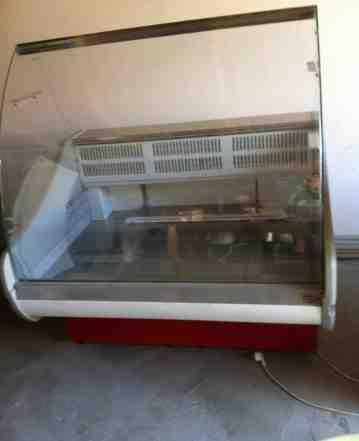Витринная холодильная камера