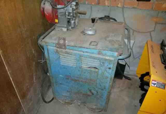 Сварочный трансформатор тд-500У2