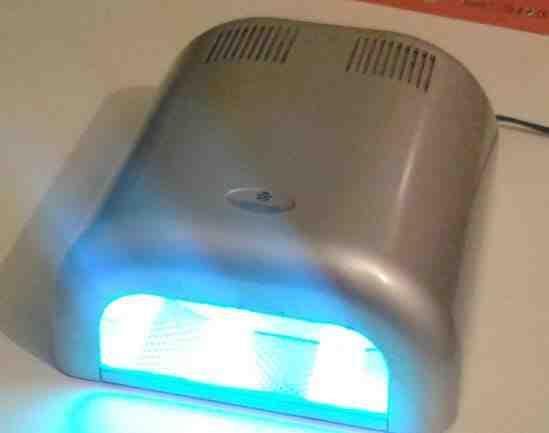 Ультрафиолетовая лампа для геля 36W