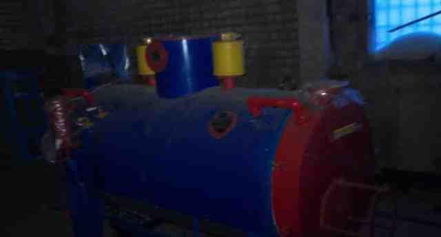Газовый парагенератор