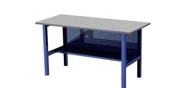 Слесарный стол верстак 1600