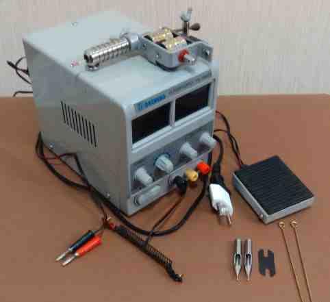 Комплект оборудования для тату