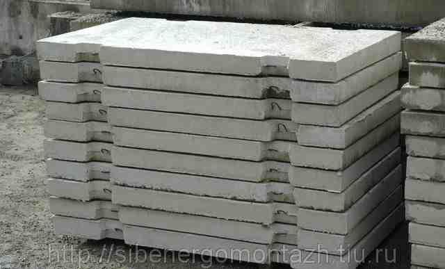 плиты дорожные пдн-14 размер 6.0x2.0x0.14