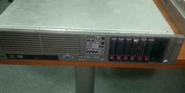 Сервер HP Proliant DL 380 G5 5450