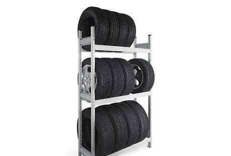 Стеллажи металлические / для колес И дисков