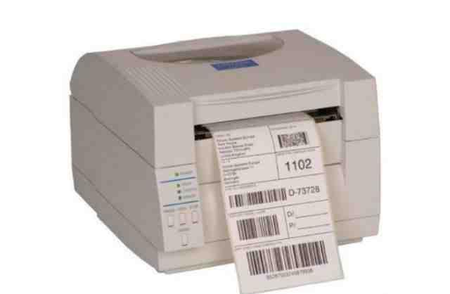 Термопринтер этикеток Citizen CLP-521