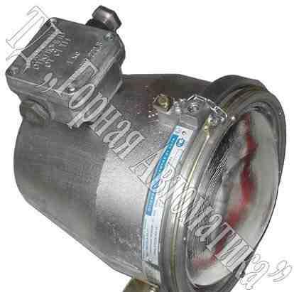 Светильники взрывозащищенные нсп43М-01-200