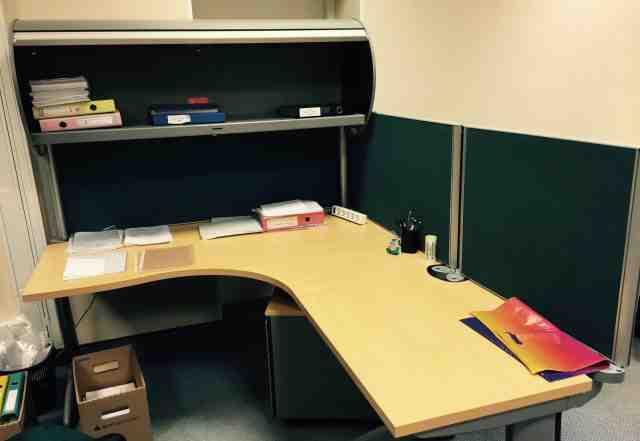 Офисная мебель Steelcase