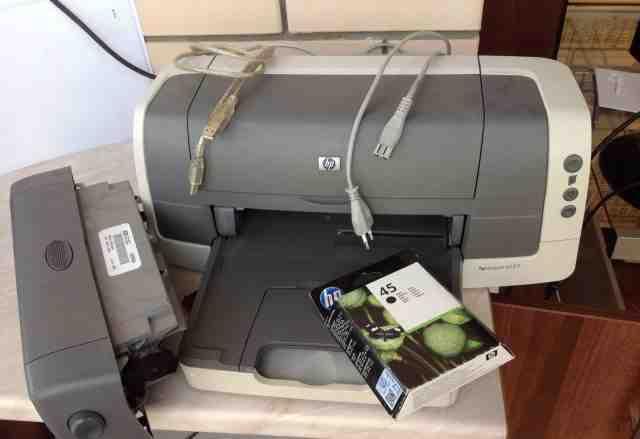 цветной принтер HP Deskjet 6122
