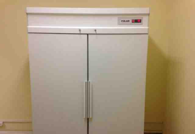 Шкаф холодильный шх-1.0 (CM110-S) (глухие двери)