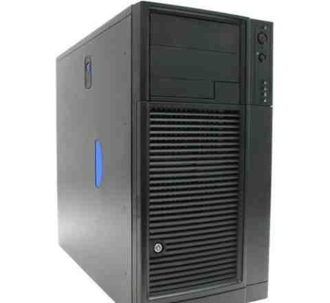 Сервер в офис Intel 5U (2xXeon E5645, 72Gb-DDR3)