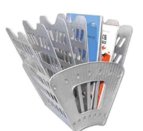 Стойки поддоны накопители для бумаг документов б/у