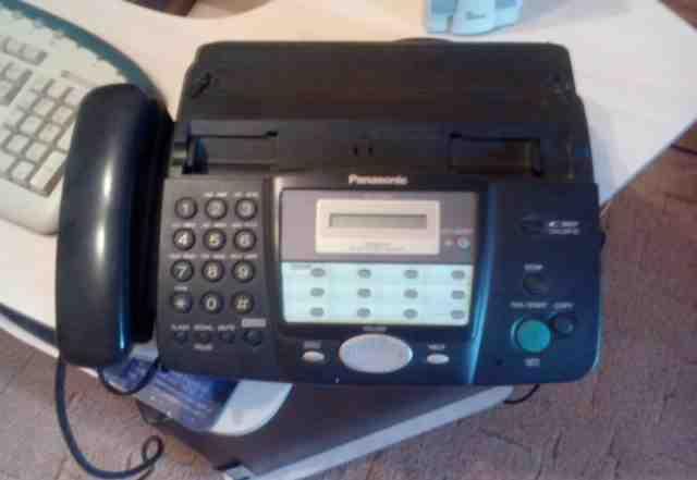 Факс Panasonik KX-FT904