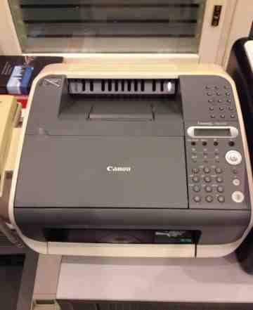 Факс Canon L100