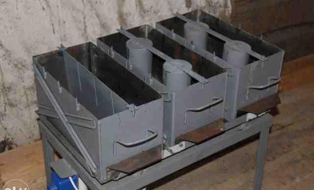 Станок для производства Керамзитных блоков