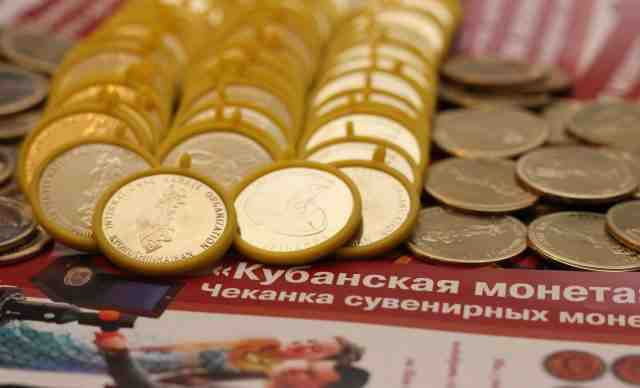 Монетный аттракцион