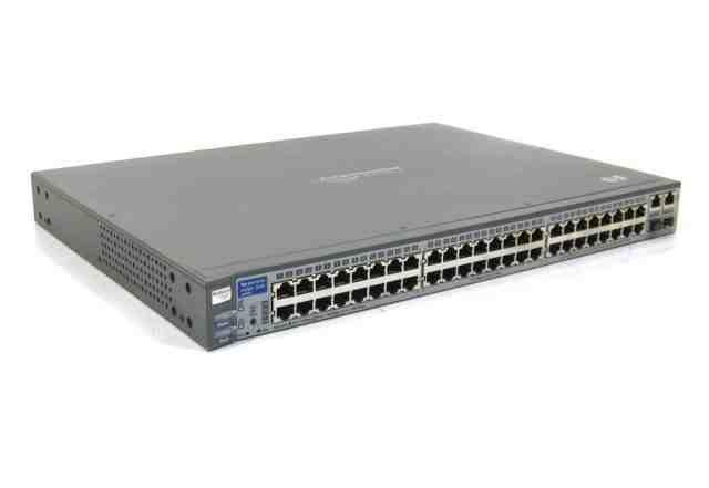 HP Procurve 2650 (J4899A) 48 портов 10