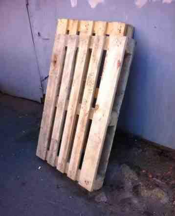 новые поддоны деревянные 10 шт. 1200x800x14