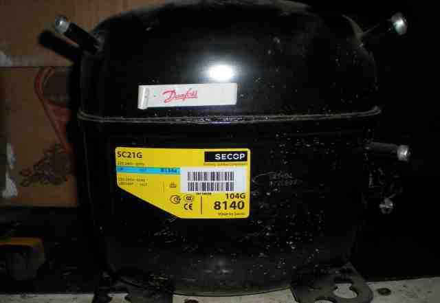 новый компрессор SC21G