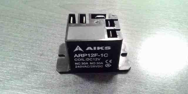 Реле aiks ARP12F-1C для термопрессов Gifttec