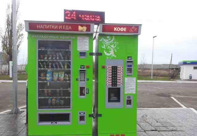 Уличный кофейный автомат rosso street+ Уличный сне