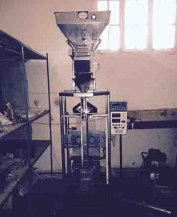 Фасовчный станок для сыпучих продуктов