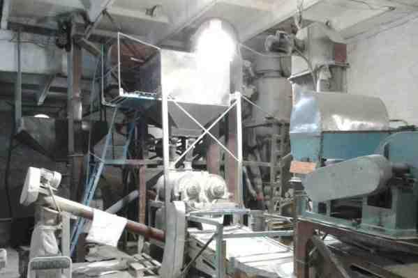 Оборудование по переработки гречихи