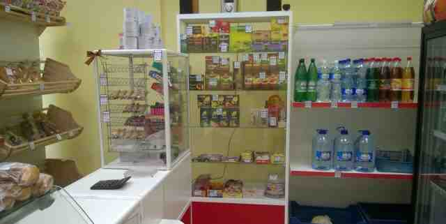 Холодильное оборудование, стеллажи