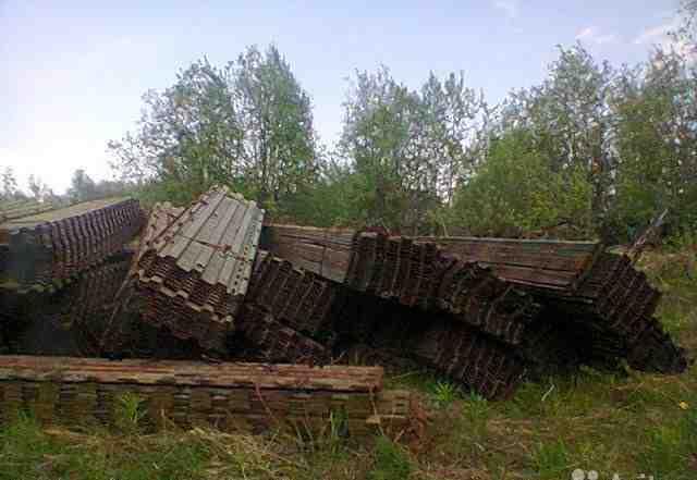 Плита аэродромная рулежная К-1Д