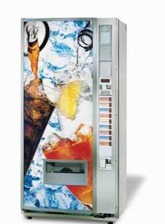 Автомат по продаже напитков Necta Zeta 550