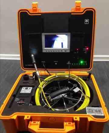 Аппарат для видеоинспекции труб