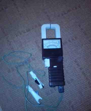клещи электроизмерительные Ц 4505