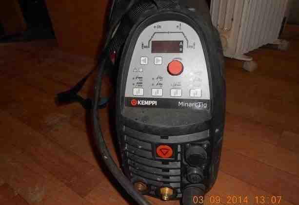 Сварочный полуавтомат - Kemmpi 250