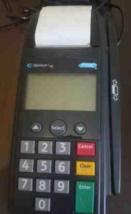 Кассовый аппарат Hypercom T2100