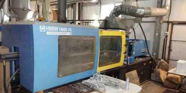 Термопластавтомат HMW 1680-F5