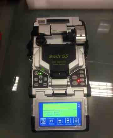 Сварочный аппарат для волс swift S5