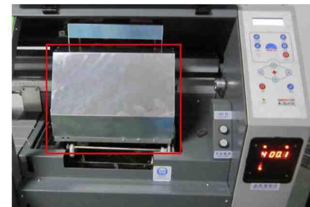 Современный экосольвентный принтер Epson DX7 новый