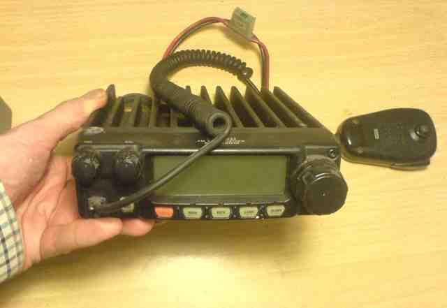 Автомобильная радиостанция yaesu FT-2800M (япония)