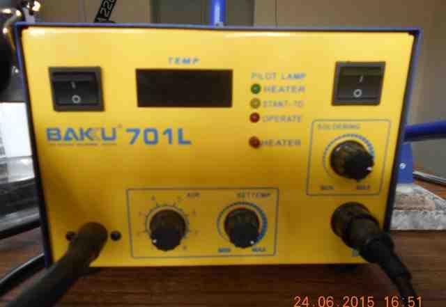 Паяльная станция baku 701L