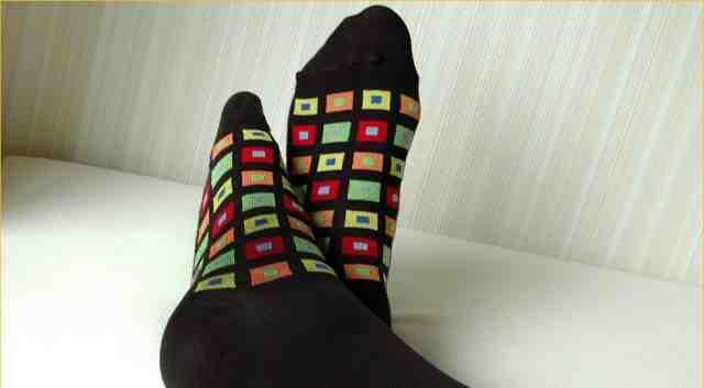 Набор мужских носков с рисунками. Удивляй друзей