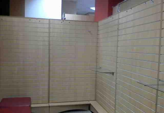 стеновые панели, 6 штук, стол, шкаф