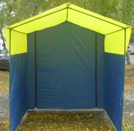 Палатка торговая 2 на 2 м