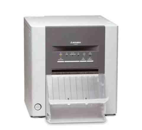 Mitsubishi CP9550DW термосублимационный принтр