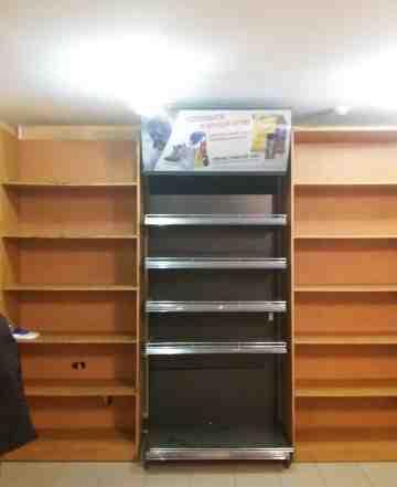 Полки и шкафы