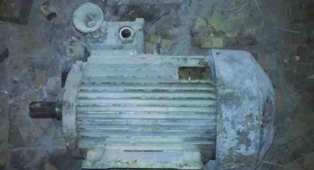 Электродвигатель Б/У 30 кВт, 1500 об/мин