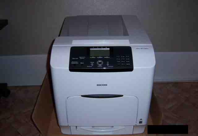 Керамический принтер ricoh 430