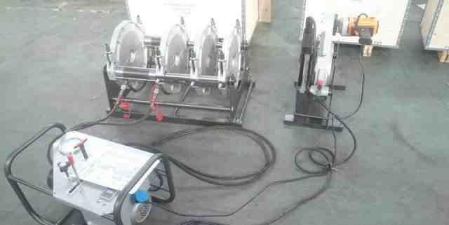 Аппарат для сварки полиэтиленовых труб SKC 315/90
