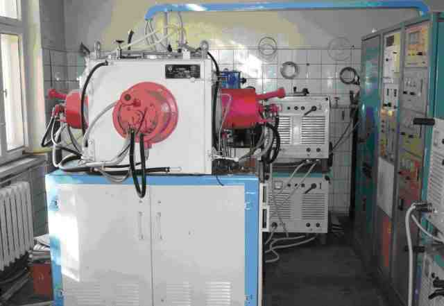 Вакуумное оборудование (металлизация)