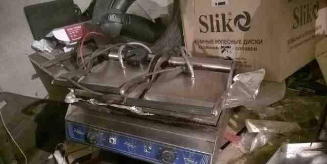 Продаm Контактный гриль-тостер (прижимной) Pimak