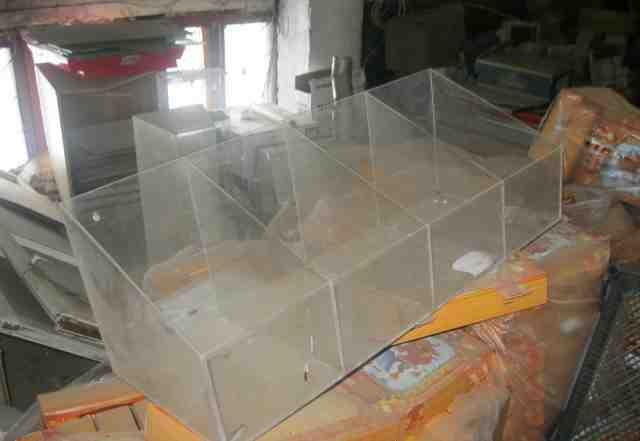 пластмассовые накопители
